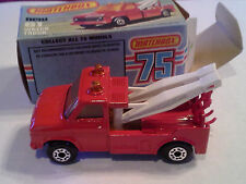 VINTAGE MATCHBOX   #61 WRECK TRUCK 1978 MADE IN ENGLAND--SHIPS IN 1 DAY