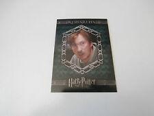 Carte Harry Potter et l'Ordre du Phénix N°9 Remus Lupin !!!