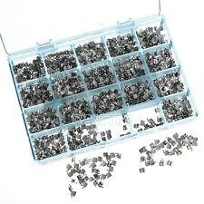 1 PACK Dental Orthodontic Bracket MINI Roth.022 3-4-5Hook Monoblock MIM Baistra