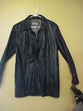 Beautiful Ladies Leather Coat By Wilsons