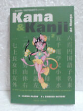 Manga Kana & kanji Tome 2 Chihiro Hattori Glen Kardy Soleil NEUF Apprentissage