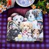 20pcs lovely puppy dog soft decoupage napkin paper  tissue for  party decor JR