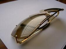 Ultra Fancy and Real Vintage Gold Cazal 902 2Sets of Lenses