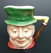 Beswick Small Toby or Character Jug of Mr Micawber 8.5cmh Model 674 Looks in VGC