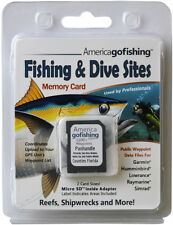 The Panhandle Florida Fishing & Dive Sites Memory Card