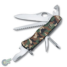 0.8463.MW94 35537 VICTORINOX Swiss Army Knife Official Soldier's 08 One Hand