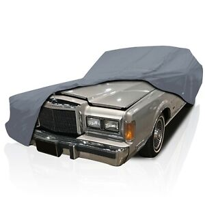 Ultimate HD 5 Layer Waterproof Car Cover for Chrysler Executive Sedan 1983-1986