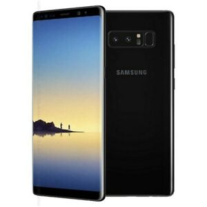 Samsung Galaxy Note 8 SM-N950U 4G LTE 64GB Factory Unlocked Smartphone Good