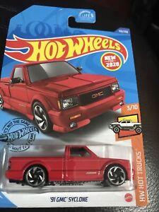 Hot Wheels '91 GMC Syclone HW Hot Trucks 3/10
