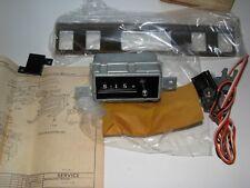 NOS GENUINE GM ACCESSORY 80-81 Catalina Bonn ROTARY ELECTRIC CLOCK KIT 997112