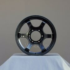 4 ROTA WHEEL GRID OFFROAD 16X8 6X139.7 20 110  NISSAN TOYOTA FORD PICK UP NO CAP