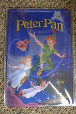 Peter Pan Tin Metal Sign Painted Poster Comics Book Superhero Wall Decor