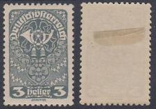 "*AUSTRIA*------"" German Austria "",  Posthorn,   3H,   M/H"
