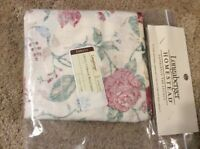 Longaberger Heirloom Floral Small Storage Solutions liner (New in Bag)