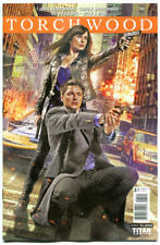 TORCHWOOD #1 2 3 4, NM, Captain Jack, Dr Who, 2017, John Barrowman, 1-4 set B