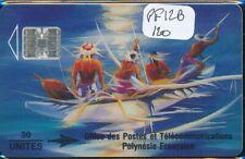 TELECARTE POLYNESIE PF12B SC7