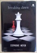 """Breaking Dawn""; saga: ""Twilight"" - Stephene Meyer - Fazi editore"