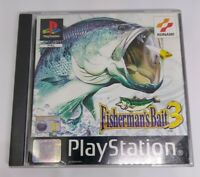 Fisherman's Bait 3 - Sony PlayStation 1 PS1 Complete - PAL - Free UK P&P