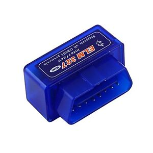 MINI ELM327 Bluetooth OBD/OBD2 Wireless12 Kinds Works ON Android Torque/PC