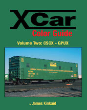 X Car Color Guide Vol 2: CSCX-GPUX / Railroads / Trains