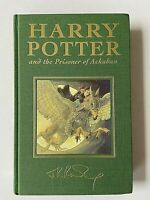 1999 Harry Potter Prisoner of Azkaban J.K. Rowling 1st 2nd Deluxe UNREAD