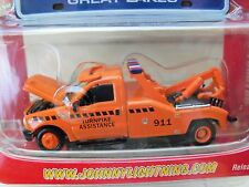 JOHNNY LIGHTNING - WORKING CLASS - TURNPIKE - 1999 FORD F-450 TOW TRUCK