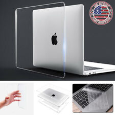 "For 2018-2020 MacBook Air Pro 13"" 16"" Touch Clear Hard Shell Case Keyboard Cover"