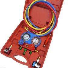 Klimaanlage AC Diagnose Klimaanlage Prüfarmatur Werkzeug Set Kühlung R-134A
