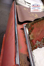 1961-65 LINCOLN CONTINENTAL QUARTER MOLDING MOULDING, RIGHT
