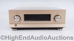 Luxman C-7 Signature Control Amplifier - Preamplifier - Line-Level - Audiophile