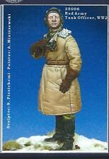 Sk Miniatures petrolero ruso Ejército Rojo Segunda Guerra Mundial 1/35th sin pintar KIT