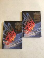 BOOK STAR TREK IV THE VOYAGE HOME BY PETER LERANGIS 1986 HC Lot Of 2
