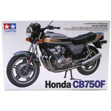 TAMIYA HONDA cb750f Motorcycle Model Set (SCALE 1:12) Bike Model Kit 14006 New