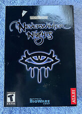 PC BioWare Complete Set Neverwinter Nights + All Expansions D&D RPG NEW/SEALED