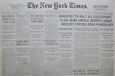 4-1933 April 19 JAPANESE BOMBERS IMPERIL AMERICANS. STATE INSIST ON HONEST BEER