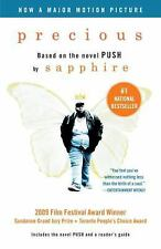 Precious by Sapphire (2009, Paperback, Movie Tie-In) free shipping!!!!!!! LOOK!!