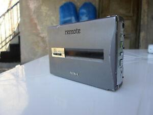 Aiwa HS PL 300 Silver WALKMAN Cassette Player for RESTORATION Made in JAPAN