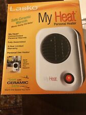 Lasko My Heat Ceramic Personal Heater