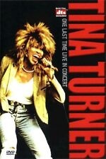 Tina Turner: One last time live in CONCERT (2000) DVD *NEW