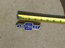 1927 Chevrolet Grill Shell EMBLEM original, '27 Chevy. nice, very rare