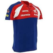 Honda Endurance TT Racing Polo Chemise officiellement Taille L-NEUF!