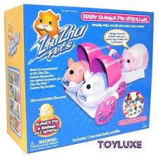 ZHU ZHU Pets 2 BABY HAMSTER STROLLER Deluxe Play Set Add-On Accessories Toy NEW
