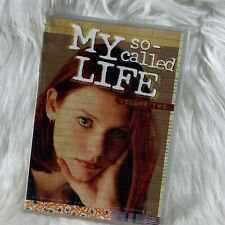 My So-Called Life: Volume Two Claire Danes Jared Letto Dvd