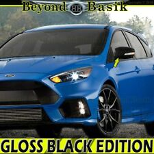 2012-2016 FORD FOCUS 2013-2016 ESCAPE GLOSS BLACK Mirror Covers W/Turn Signal