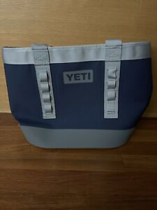 Yeti Camino Carryall 35 Tote Bag All Purpose Utility Navy Blue Waterproof New