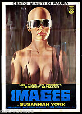 IMAGES MANIFESTO CINEMA ROBERT ALMAN SUSANNAH YORK 1972 MOVIE POSTER 4F
