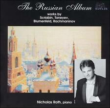 NICHOLAS ROTH - The Russian Album -(CD, Oct-2008, Blue Griffin Recording)-NEW