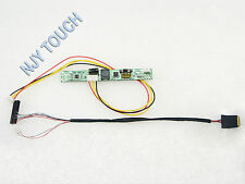 LED Backlight Lamp Driver Board 30Pin LVDS Cable For Apple MacBook LTN133AT09