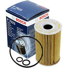 3x BOSCH F 026 407 023 Ölfilter Oil Filter