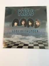 KISS GODS OF THUNDER LIMITED EDITION LP ON BLUE VINYL ***NEW SEALED*** CPLVNY212